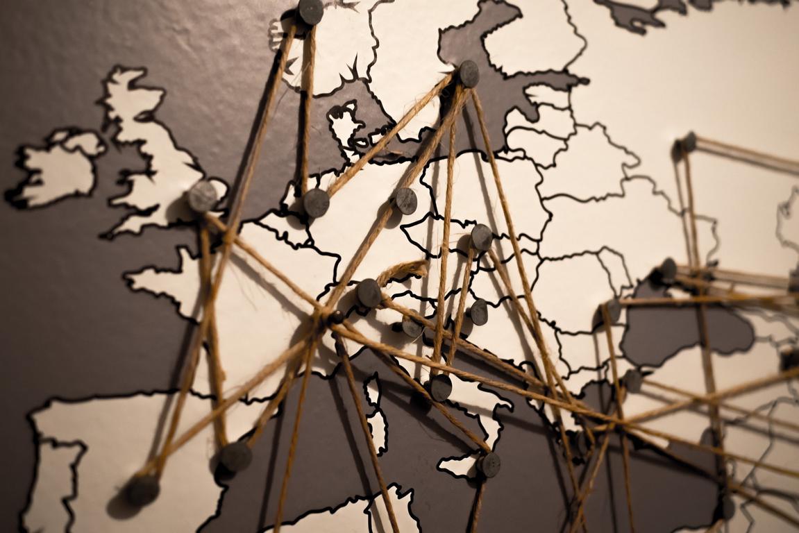 Europa eng verbunden