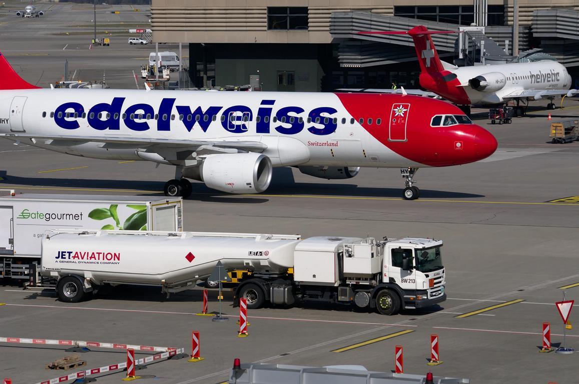 Internationale Flüge